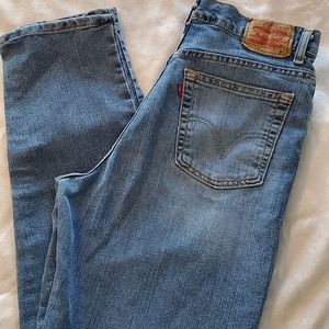 Levi's Mom Jeans.12M. 512 Classic Slim Fit.